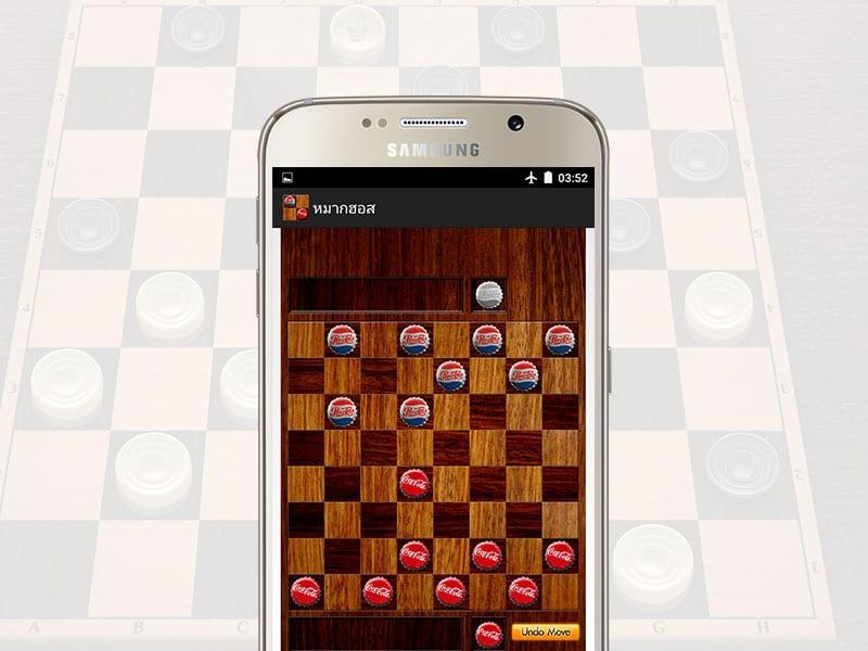 Android Game แนะนำเกมหมากฮอสไทย ไม่ต่อเน็ตก็เล่นได้