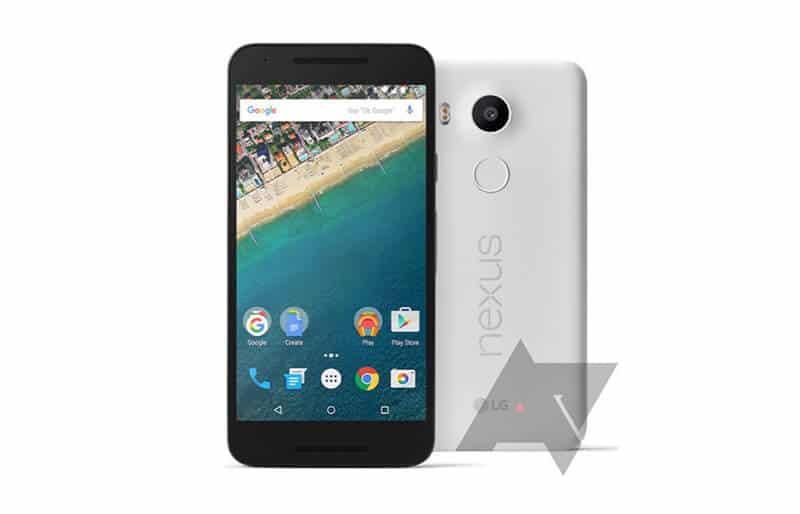 หลุดสเปคและตัวเครื่อง Nexus 5X ว่าที่สมาร์ทโฟนที่ไหลลื่นที่สุดของ Android