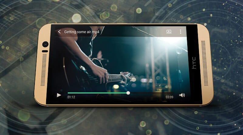 เอชทีซีเปิดตัว HTC One M9s สมาร์ทโฟนสเปคกลางๆ ในราคา 14,XXX บาท