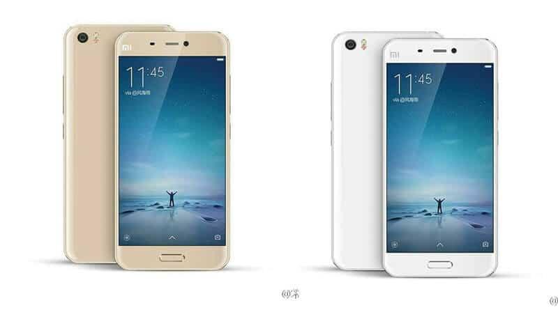 [หลุด] สเปค Xiaomi Mi 5 สุดยอดสมาร์ทโฟนจากจีน