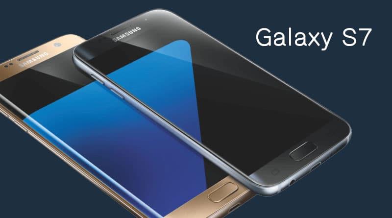 ภาพหลุด Samsung Galaxy S7 และ S7 edge ที่น่าเชื่อถือจาก evleaks