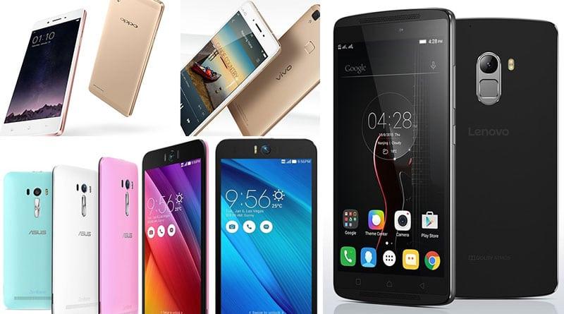 แนะนำ 4 สมาร์ทโฟน Android สเปคดีในราคาต่ำกว่าหมื่น