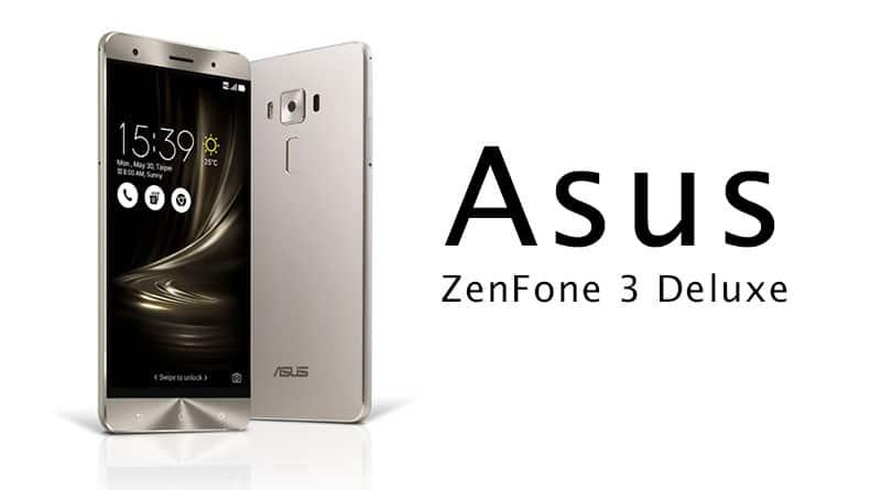 สเปค Zenfone 3 Deluxe มือถือจอใหญ่ 5.7 นิ้ว มาพร้อมกล้อง 23 ล้านพิกเซล