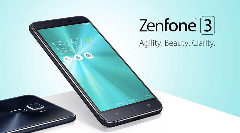 สเปค Zenfone 3 หรูหราด้วยตัวเครื่องอะลูมิเนียม ราคาประมาณ 8,900 บาท