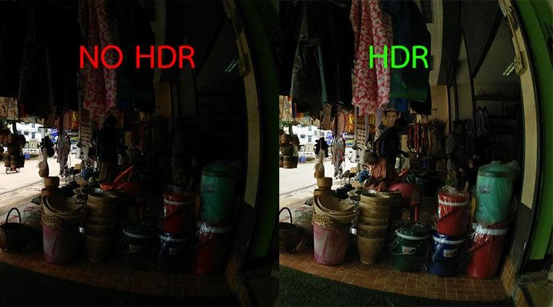 ประโยชน์การใช้โหมด HDR ในกล้อง และความต่างกับ HDR ในแอพแต่งรูป