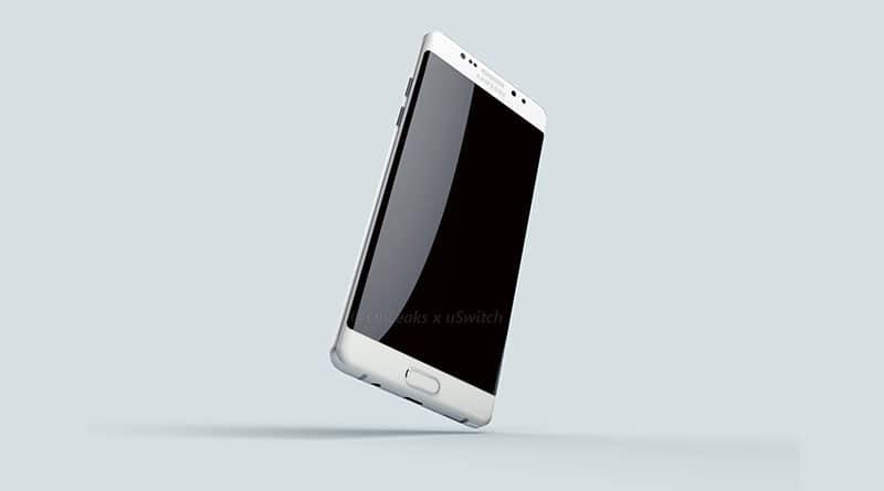 [หลุด] สเปค Samsung Galaxy Note 7 ตัวเครื่องกันน้ำ จากแหล่งข่าวที่เชื่อถือได้