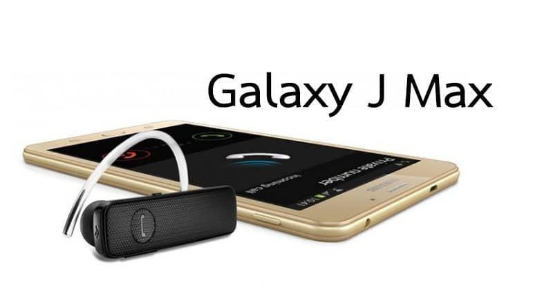 สเปค Samsung Galaxy J Max จอใหญ่สะใจ 7 นิ้ว ราคาราว 7,000 บาท