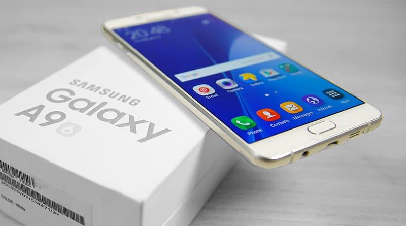 สเปค Samsung Galaxy A9 Pro มือถือจอ 6 นิ้ว แรม 4GB ในราคา 15,900 บาท
