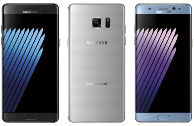 เผยภาพหลุด Samsung Galaxy Note 7 สวยไหม ถามใจดู