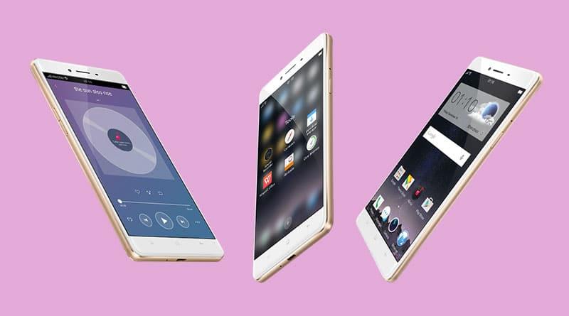 วิธีแฟลชรอมกลับคืน OS Color สำหรับ OPPO F1 | Android