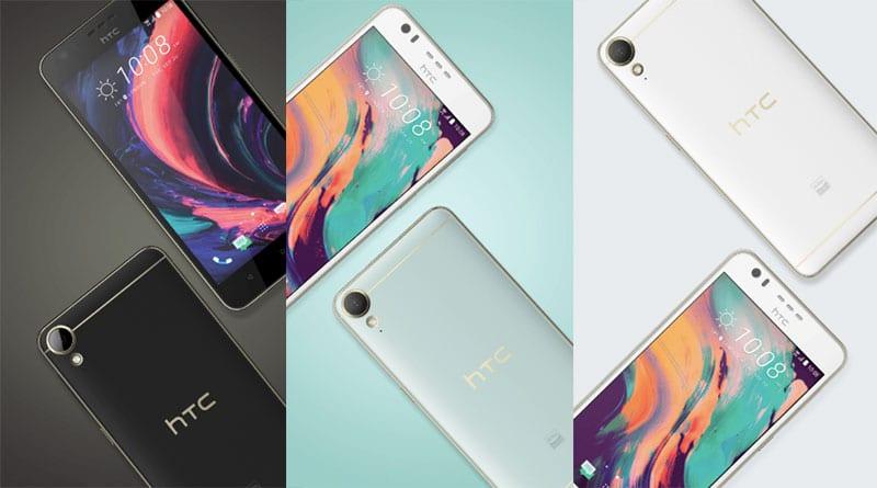 สเปค HTC Desire 10 Lifestyle มือถือจอใหญ่ เสียงดี ดีไซน์สวย