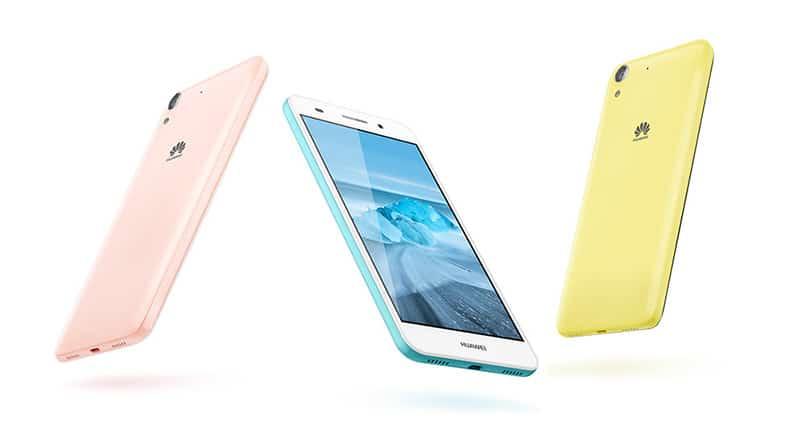 สเปค Huawei Y6II มือถือจอ 5.5 กล้อง 13 ล้าน ในราคา 5,990 บาท