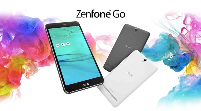 สเปค Asus ZenFone Go 6.9 มือถือจอใหญ่ ราคาประหยัด 3,990 บาท