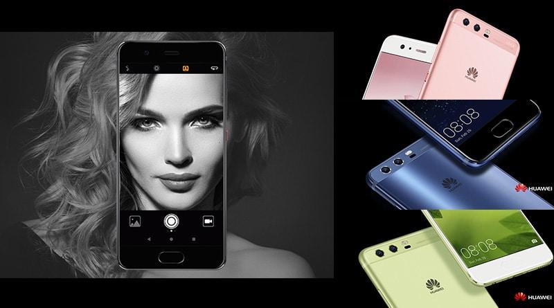 สเปค Huawei P10 ถ่ายรูปหน้าชัดหลังเบลอ + กล้องหน้าเลนส์ Leica ราคา 2 หมื่นกว่าๆ