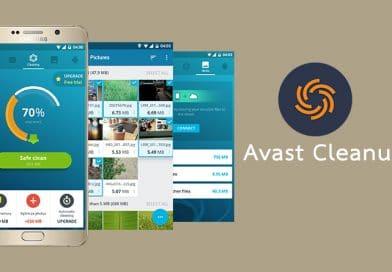 แก้เมมเต็ม !! ล้างไฟล์ขยะ+ลบภาพขนาดใหญ่ ด้วยแอพ Avast Cleanup