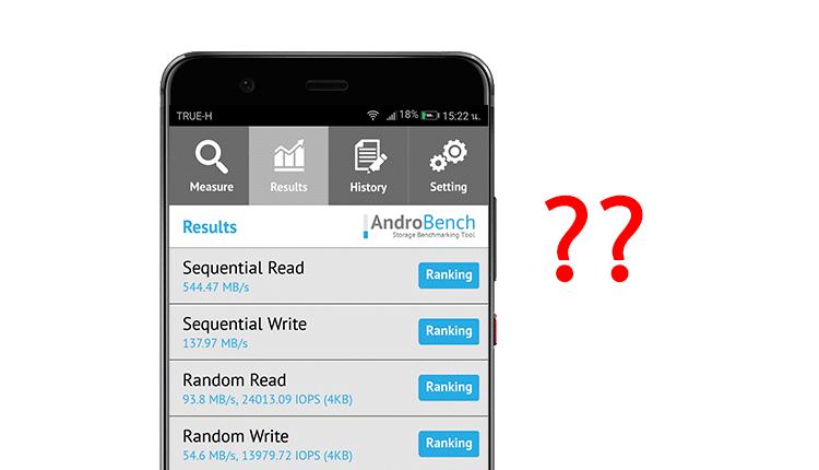 ผลทดสอบชี้ Huawei P10 อาจใช้เมมคุณภาพต่ำกว่ามาตรฐาน ?