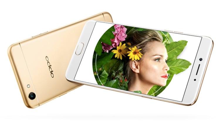 สเปค OPPO A77 จอ 5.5 นิ้ว แรม 4GB กล้องหน้า 16 ล้าน ราคา 10,990 บาท