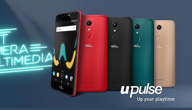 สเปค Wiko Upulse มือถือจอ 5.5 เซลฟี่หน้าชัดหลังเบลอได้ ในราคา 4,990 บาท